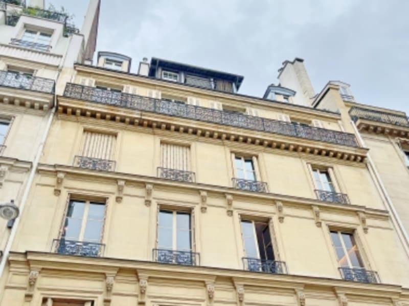 Sale apartment Paris 8ème 170000€ - Picture 1