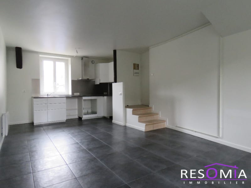 Rental apartment Chatillon 1050€ CC - Picture 1
