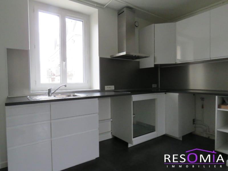 Rental apartment Chatillon 1050€ CC - Picture 3