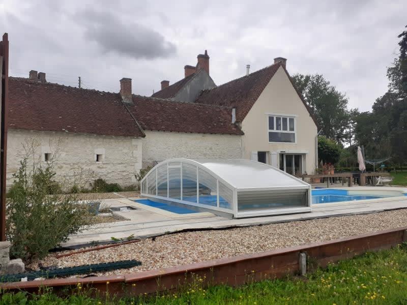 Sale house / villa St aignan 393750€ - Picture 2