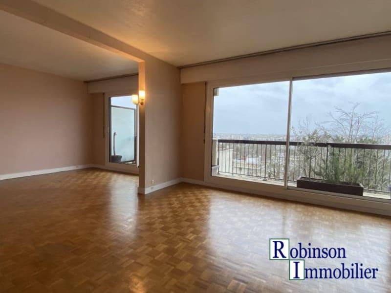 Vente appartement Fontenay-aux-roses 460000€ - Photo 2