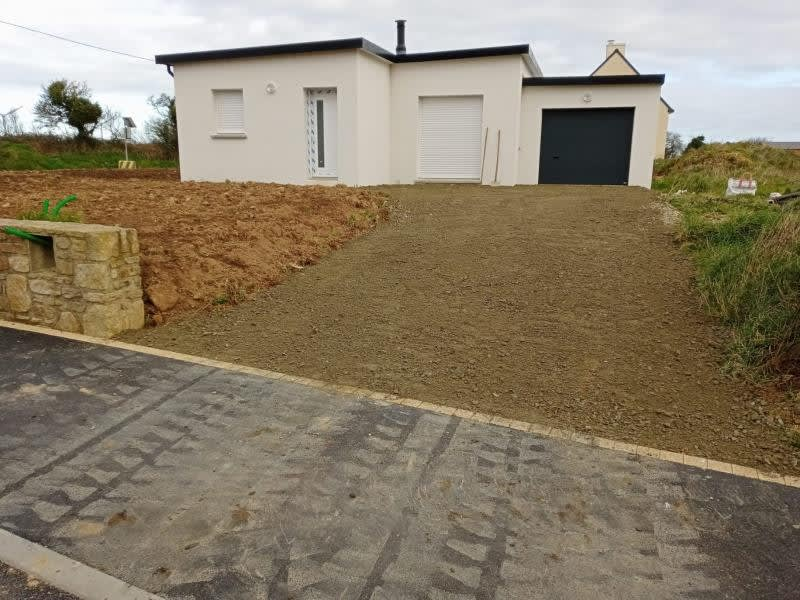 Sale house / villa Plouguin 283500€ - Picture 1