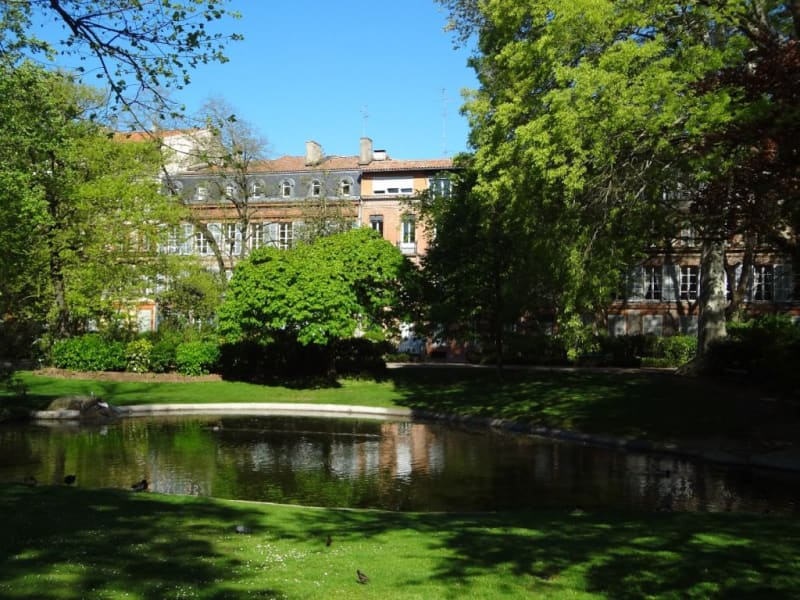 Sale apartment Toulouse 686000€ - Picture 2