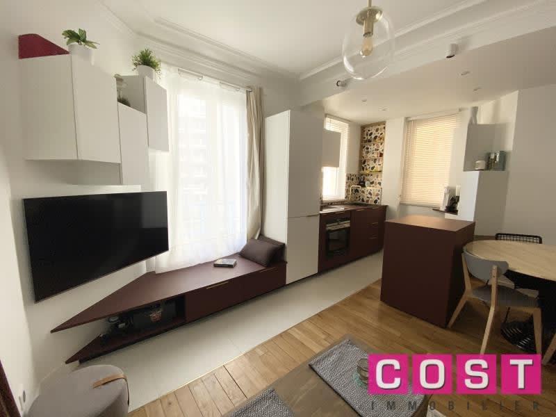 Location appartement Asnieres sur seine 1300€ CC - Photo 1