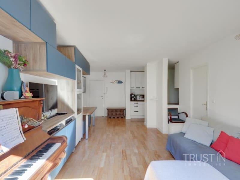 Vente appartement Paris 15ème 655000€ - Photo 4