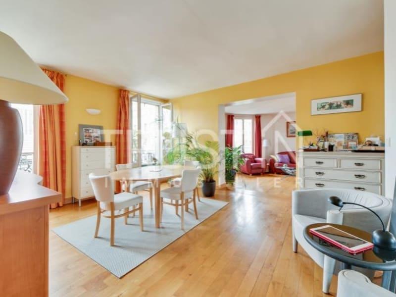 Vente appartement Paris 15ème 740000€ - Photo 1