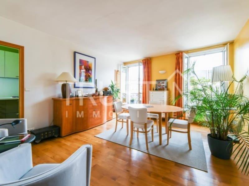 Vente appartement Paris 15ème 740000€ - Photo 5