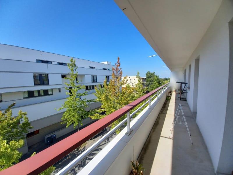 Rental apartment Saint jacques de la lande 573€ CC - Picture 1