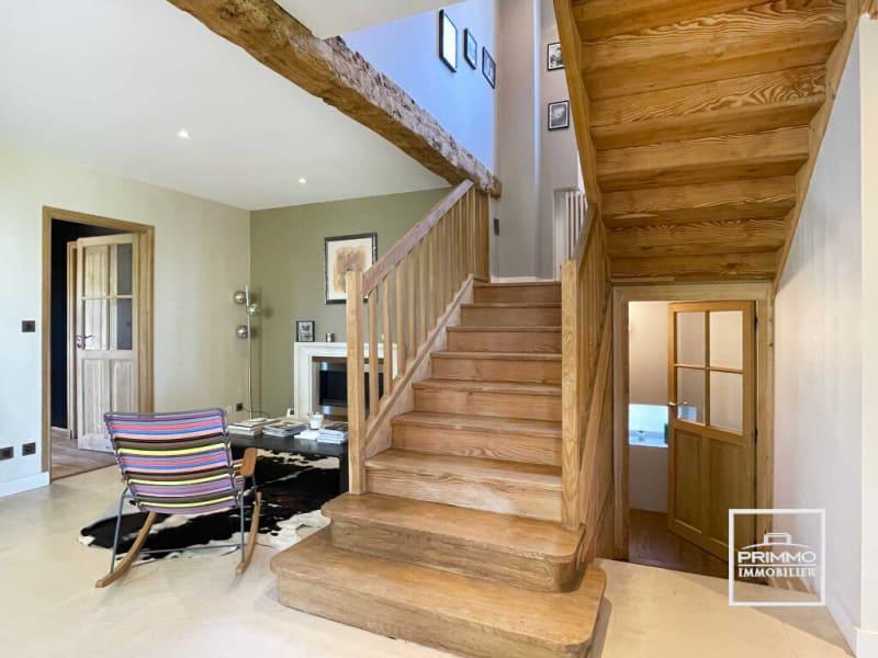 Vente maison / villa Saint didier au mont d or 1790000€ - Photo 9