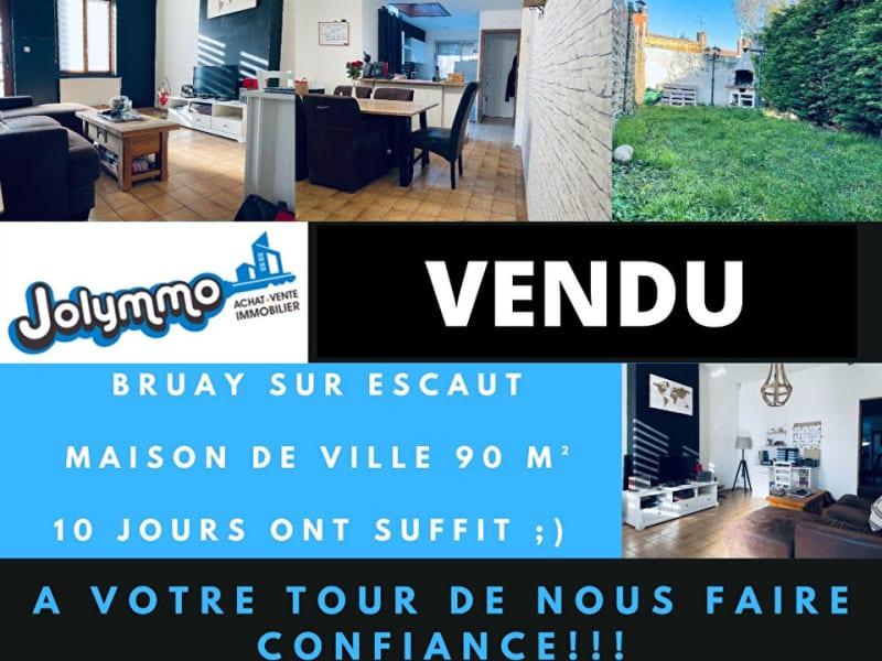Vente maison / villa Bruay sur l escaut 119000€ - Photo 1