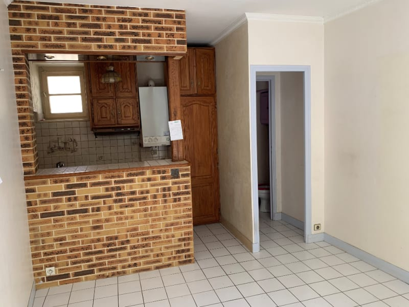 Rental apartment Maurecourt 714€ CC - Picture 1