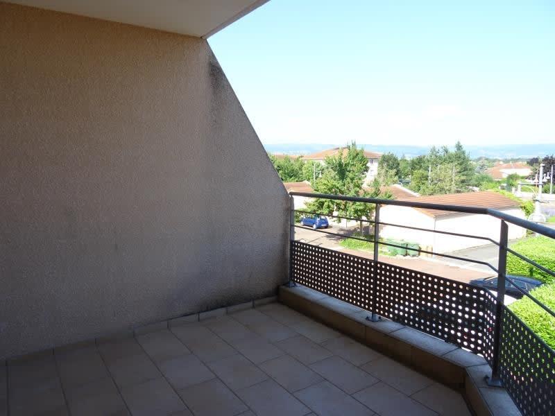 Rental apartment Riorges 587€ CC - Picture 6