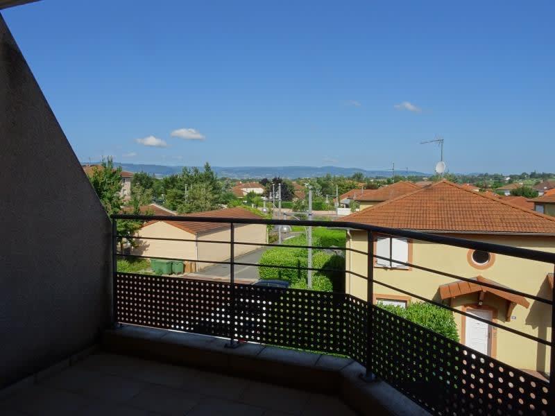 Rental apartment Riorges 587€ CC - Picture 7
