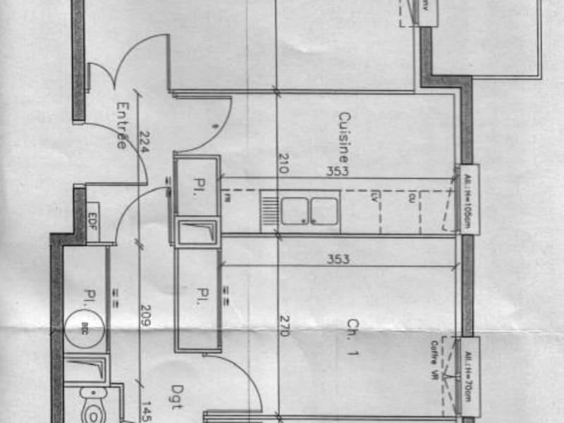 Rental apartment Arpajon 875€ CC - Picture 3