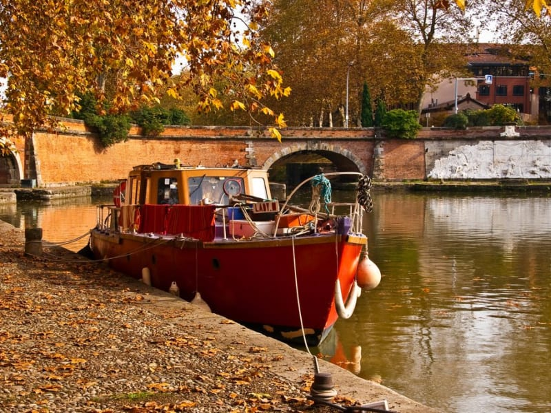 Rental apartment Toulouse 845€ CC - Picture 1