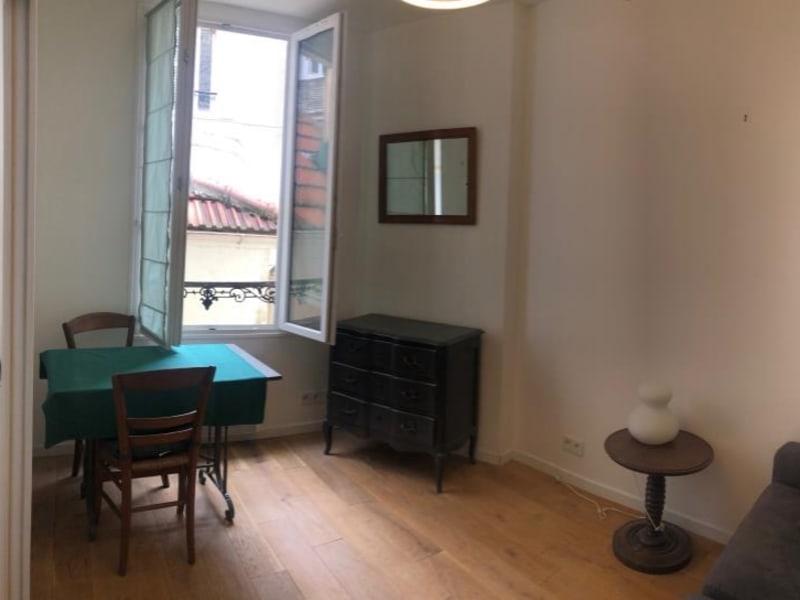 Rental apartment Paris 15ème 850€ CC - Picture 1