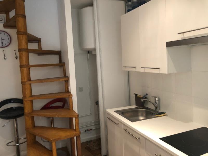 Rental apartment Paris 15ème 850€ CC - Picture 4