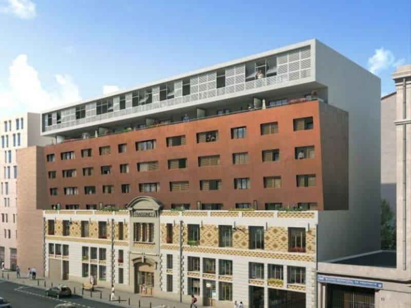 Rental apartment Marseille 2ème 756,40€ CC - Picture 1