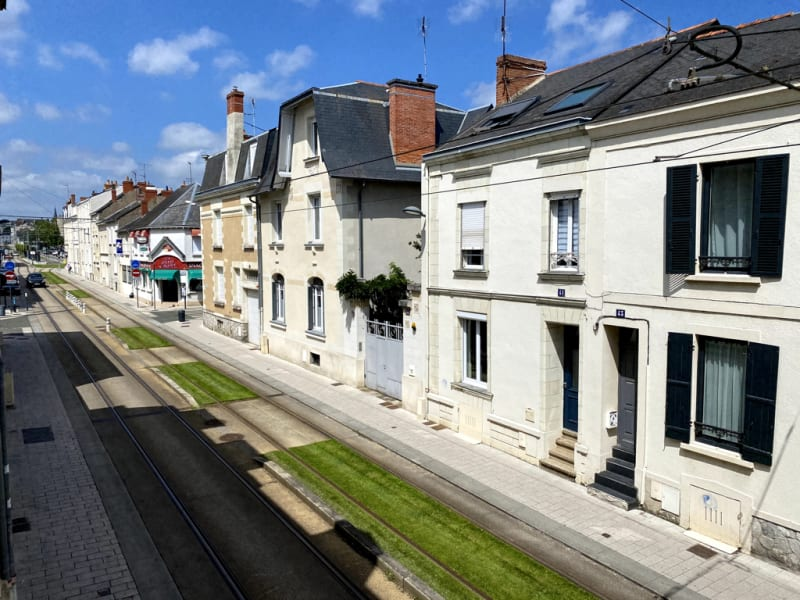 Vente appartement Angers 263750€ - Photo 1