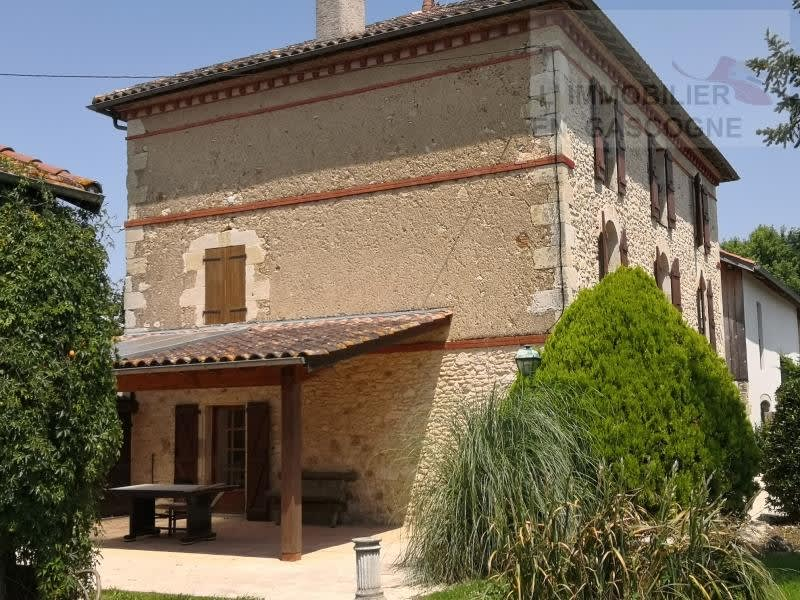 Vente maison / villa Pavie 295000€ - Photo 2