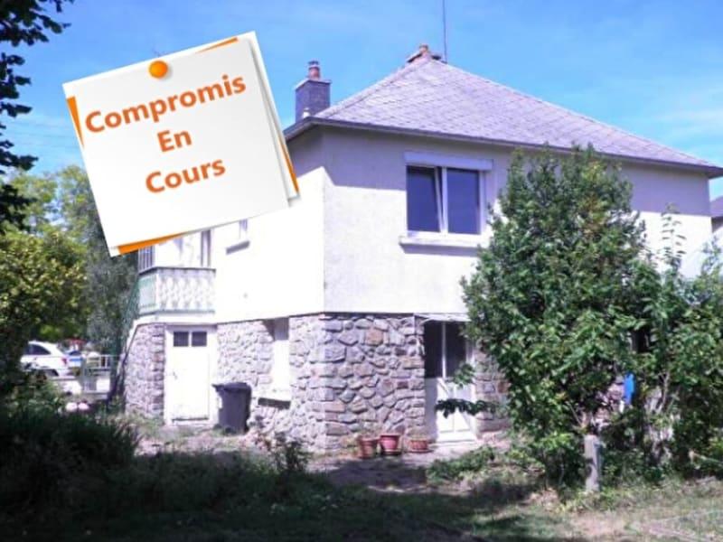 Sale house / villa Martigne ferchaud 89580€ - Picture 1