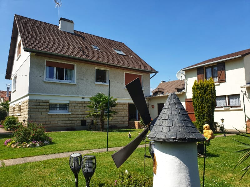 Vente maison / villa Taverny 587500€ - Photo 2