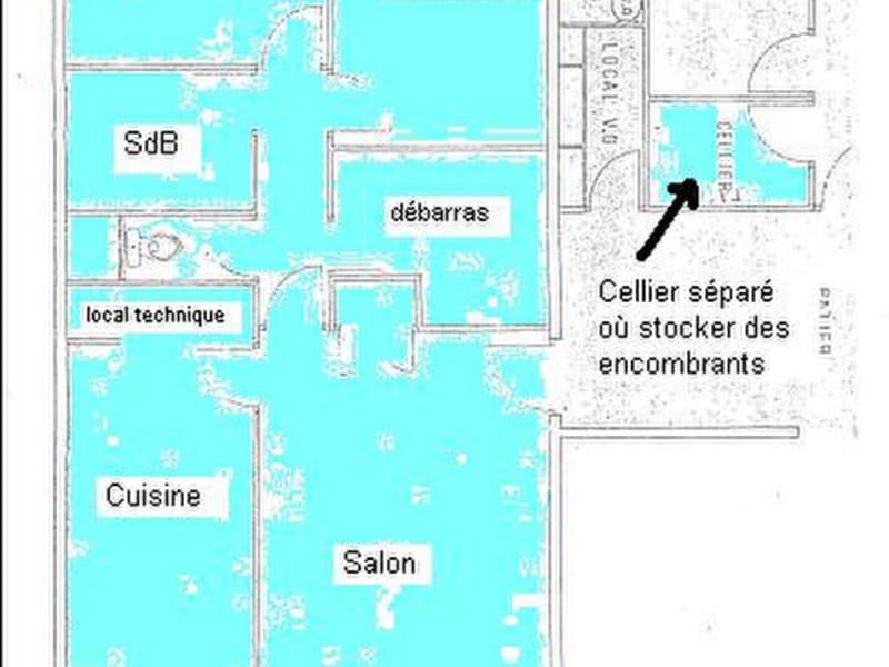Sale apartment Niort 87000€ - Picture 4