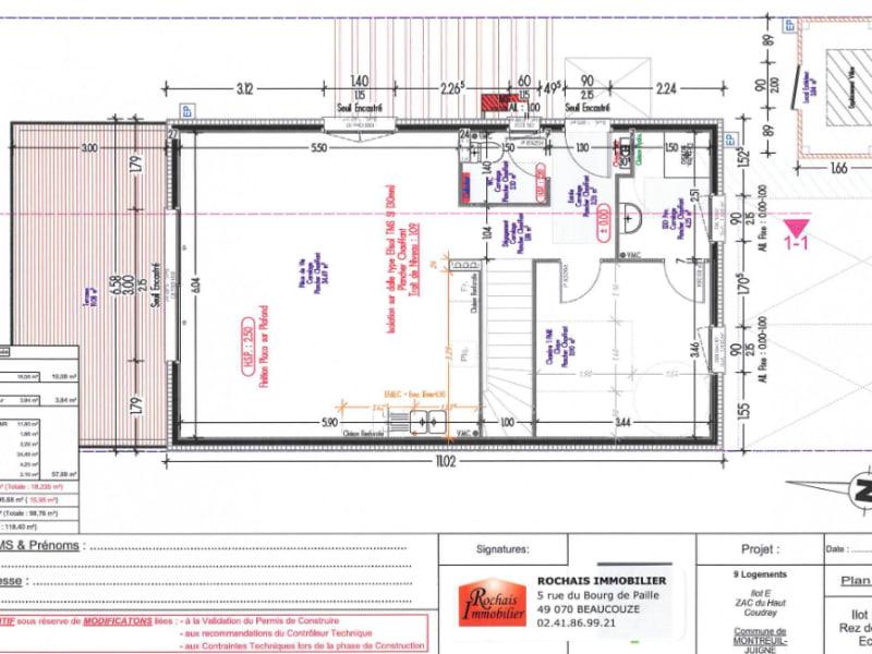 Vente maison / villa Montreuil juigne 236200€ - Photo 3