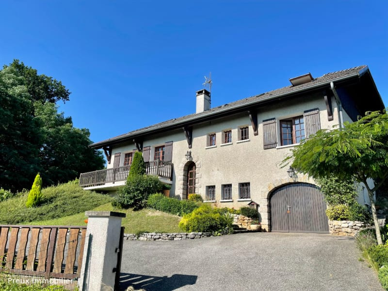 Vente maison / villa Rumilly 590000€ - Photo 7