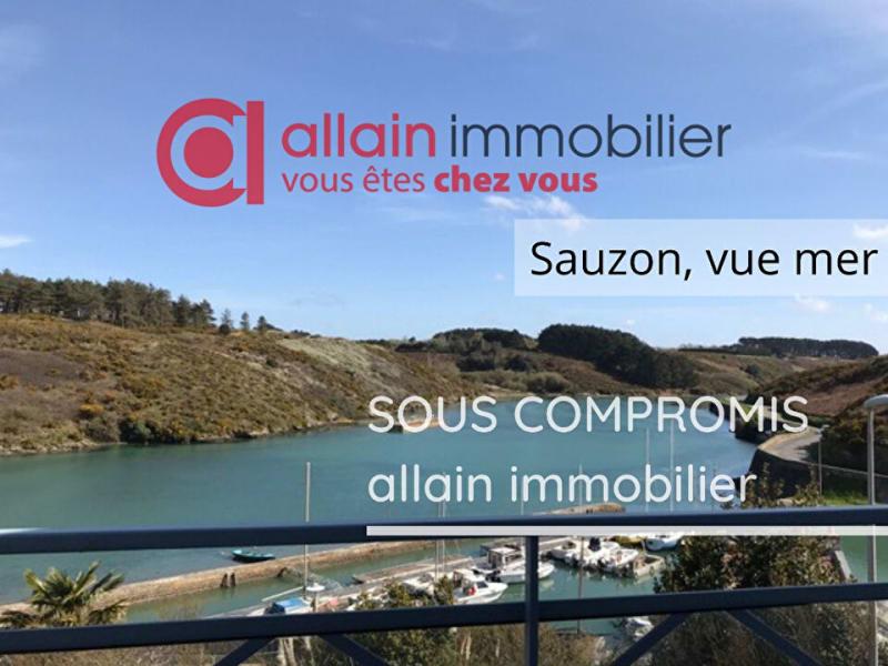 Verkauf wohnung Sauzon 285250€ - Fotografie 1