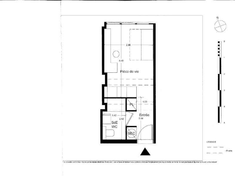 出售 公寓 Rennes 126500€ - 照片 4