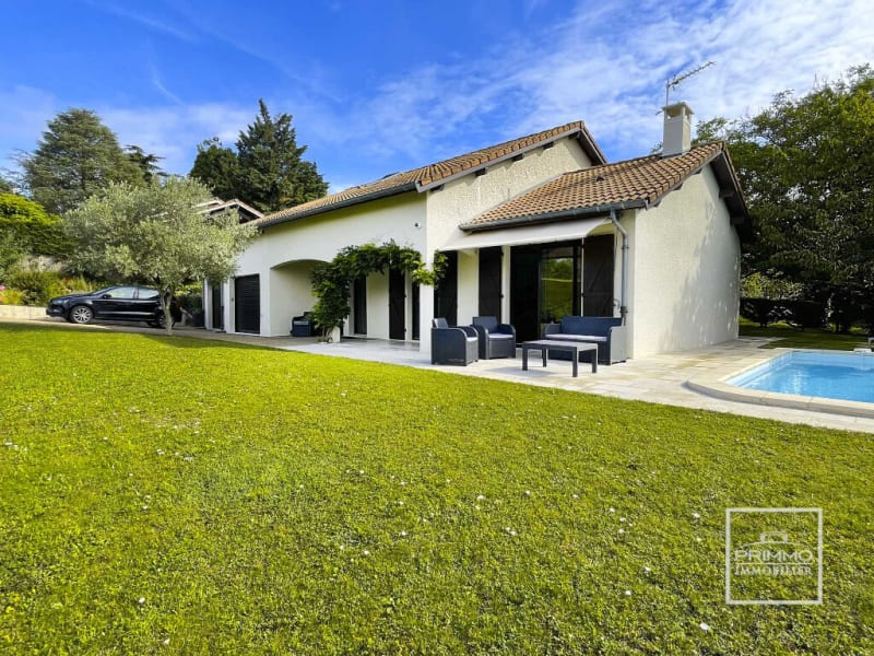 Vente maison / villa Saint didier au mont d or 1050000€ - Photo 1