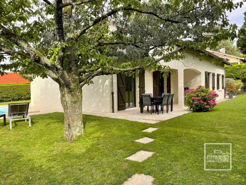 Vente maison / villa Saint didier au mont d or 1050000€ - Photo 2