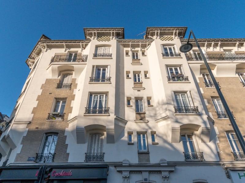 Sale apartment Vanves 369000€ - Picture 1