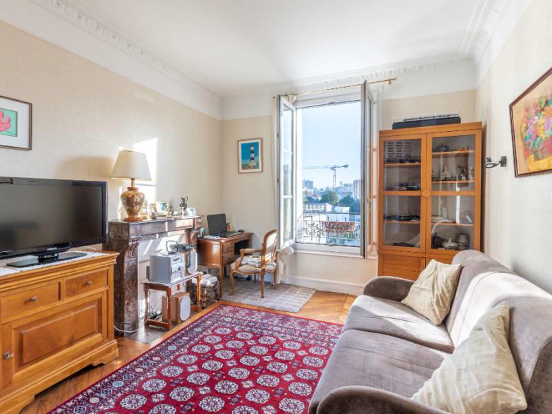 Sale apartment Vanves 369000€ - Picture 2