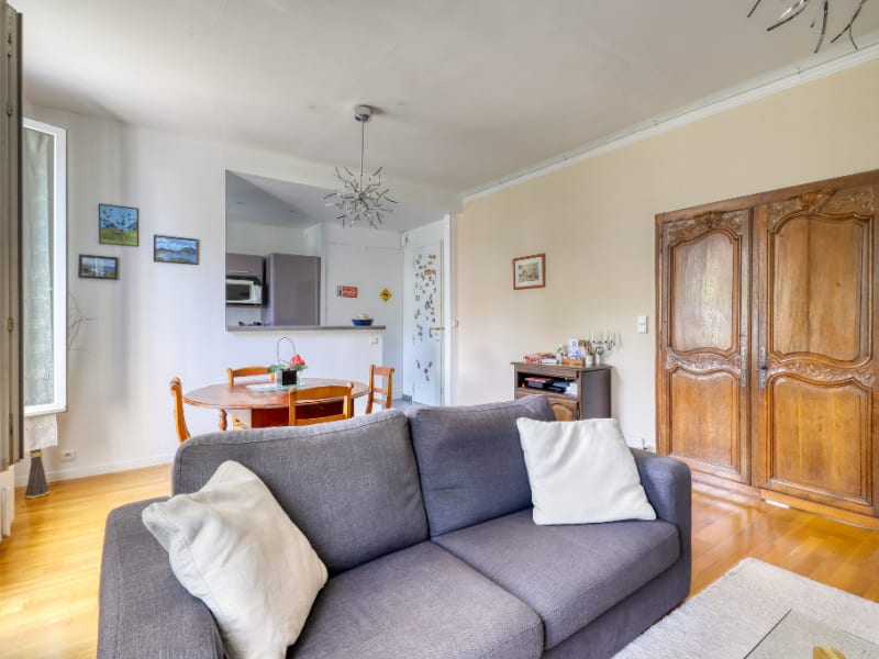 Sale apartment Vanves 499000€ - Picture 2