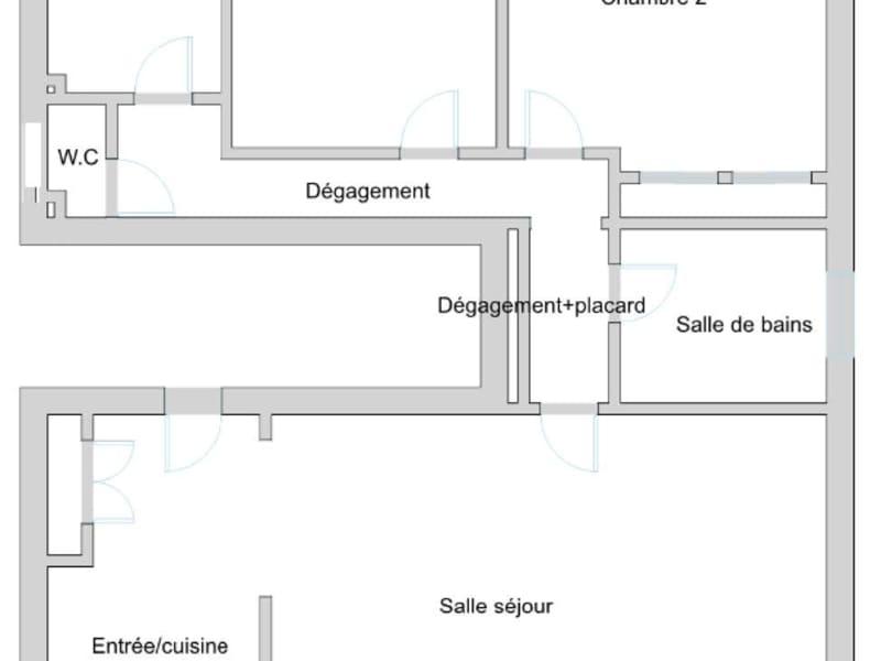 Sale apartment Vanves 499000€ - Picture 14