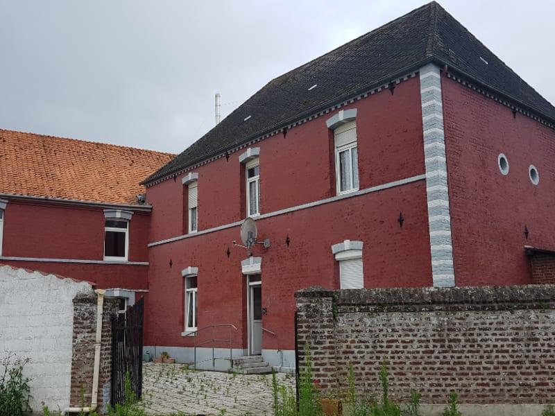 Sale house / villa Fauquembergues 157000€ - Picture 1