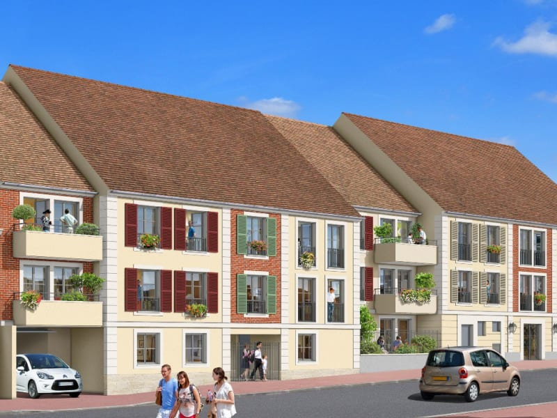 Rental apartment Montlhéry 895€ CC - Picture 10