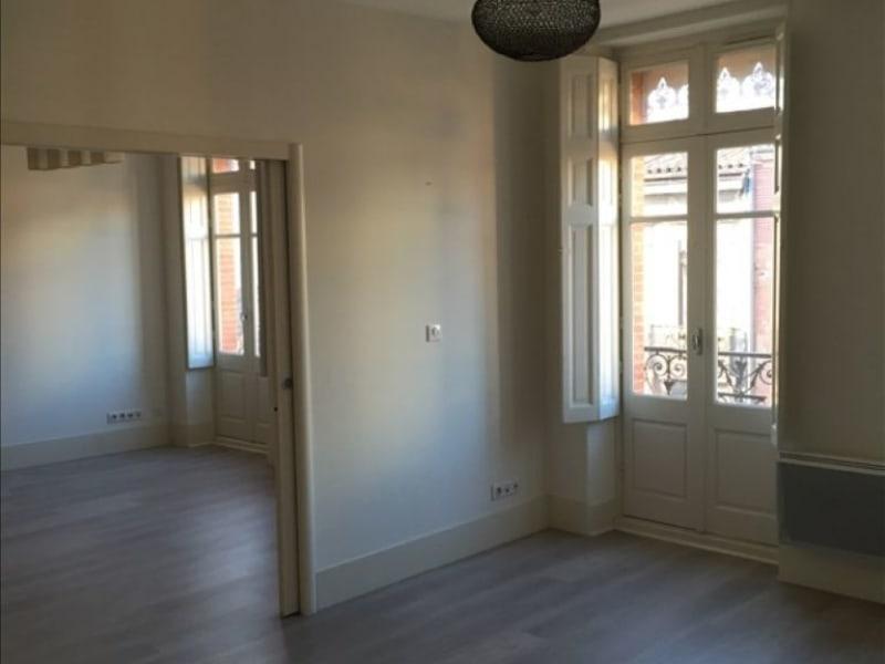 Rental apartment Toulouse 1101€ CC - Picture 1