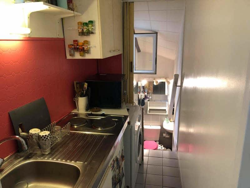 Rental apartment Paris 9ème 730€ CC - Picture 2