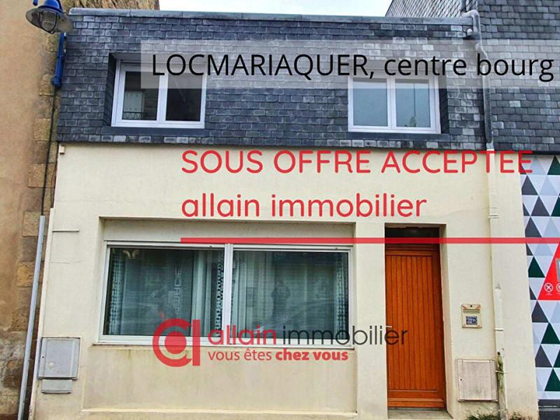 Verkauf haus Locmariaquer 262280€ - Fotografie 1