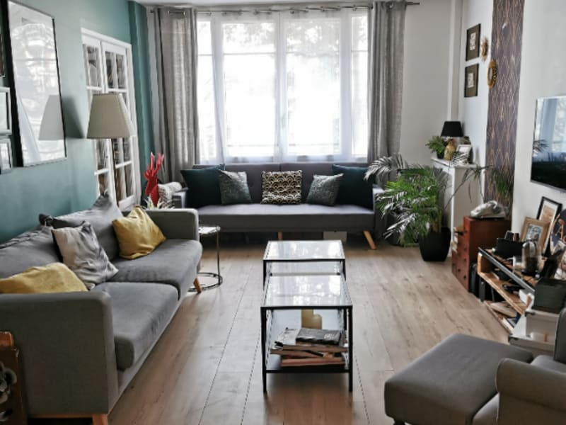 Sale apartment Bougival 357000€ - Picture 1