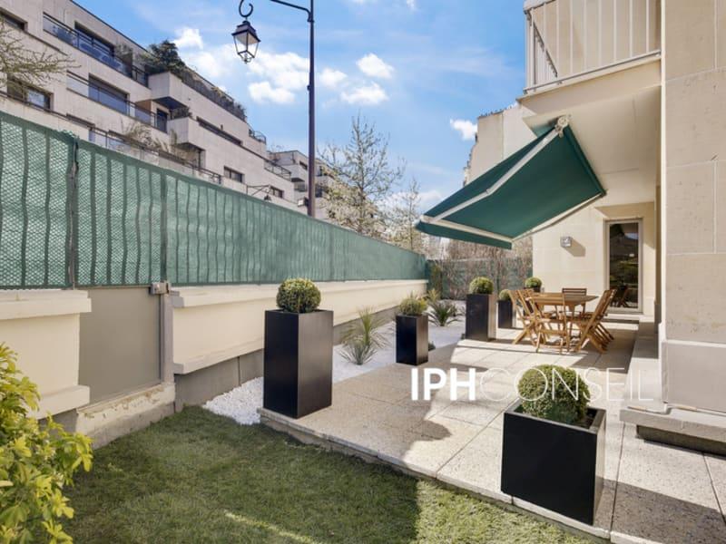Vente appartement Neuilly sur seine 2740000€ - Photo 1