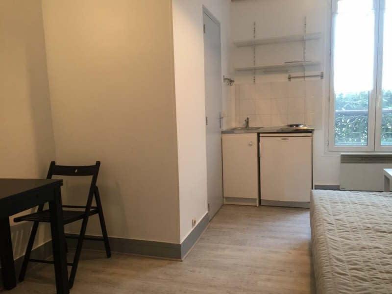 Rental apartment Paris 19ème 600€ CC - Picture 6
