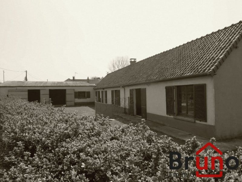 Venta  casa Ponthoile 266500€ - Fotografía 1