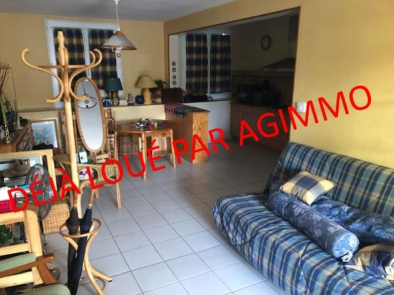 Rental apartment Mauvezin 500€ CC - Picture 1