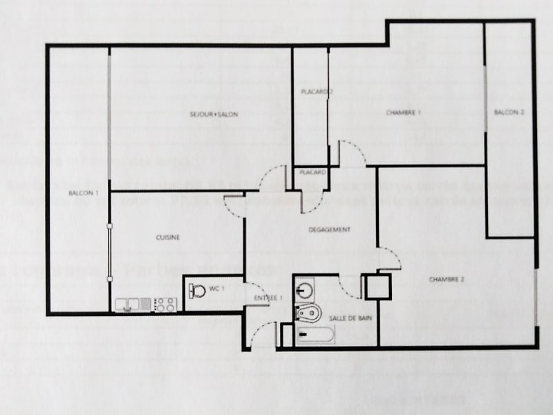 Venta de prestigio  apartamento Hyeres 364000€ - Fotografía 12
