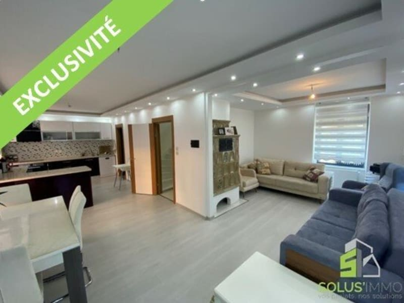 Vente maison / villa Horbourg wihr 319500€ - Photo 1