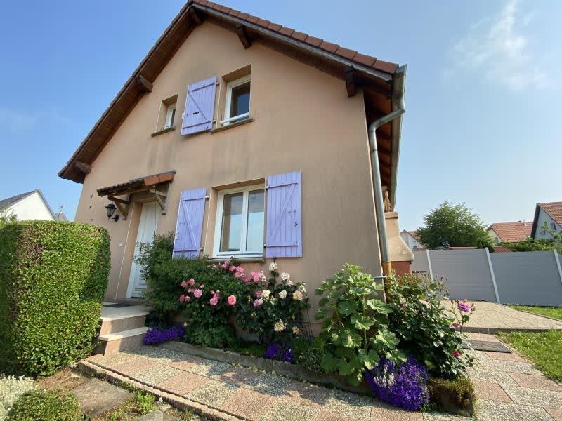 Vente maison / villa Mommenheim 272500€ - Photo 1